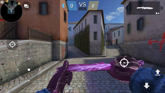 Critical Strike CS: Counter Terrorist Online FPS 9.59976 MOD APK (Unlimited Money) 3