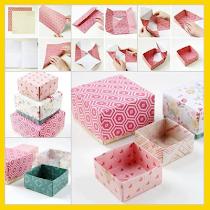 Crafts Gift Box Ideas - screenshot thumbnail 12