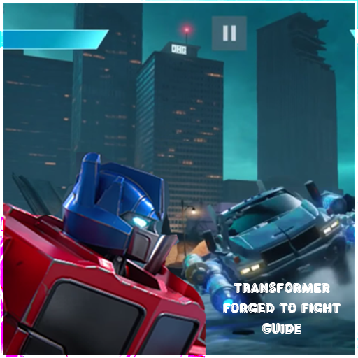 Guide Transformer Forged To Fight