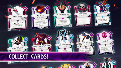 MONOLISK - RPG, CCG, Dungeon Maker 1.037 Screenshots 14