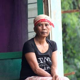 by MasHeru Sucahyono - People Portraits of Women