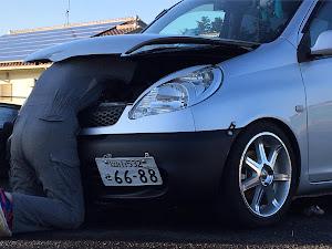 ファンカーゴ NCP25 X4WD H13年式のカスタム事例画像 ひしろんさんの2018年12月19日09:21の投稿