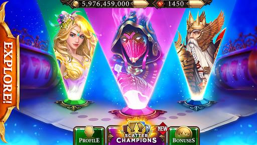 Scatter Slots - Billionaire Slot Machines & Gamble androidhappy screenshots 2