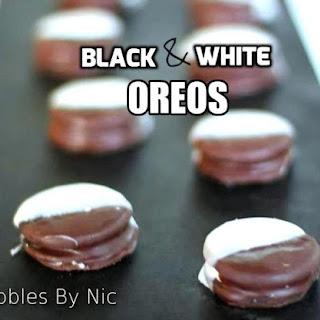 Black & White OREOS
