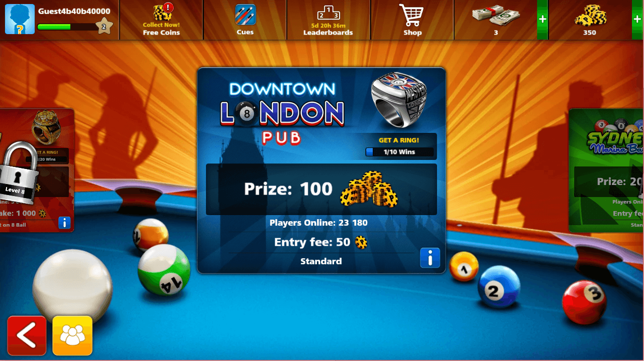 8 Ball Pool Gameplay Download Location Free