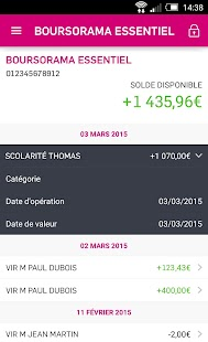 Boursorama Banque- screenshot thumbnail