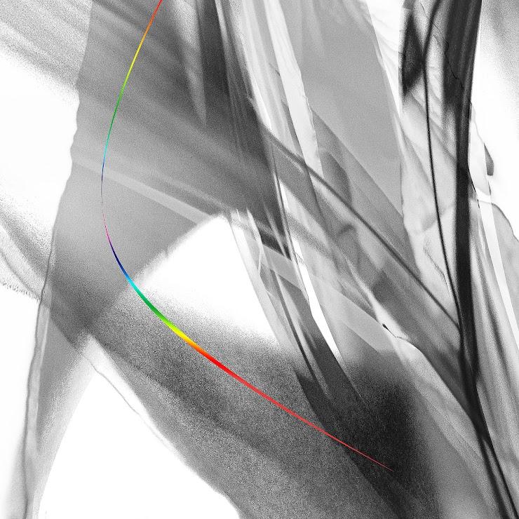 Intervention CGD Giklee print 21x21cm. / Интервенция дигитална творба Giklee печат