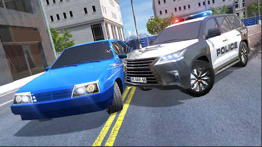 Luxury Police Car  screenshots EasyGameCheats.pro 3