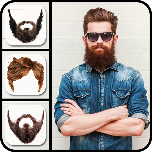 Man Beard and Hairstyle 2017