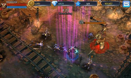 Dungeon Hunter 3 screenshot 3