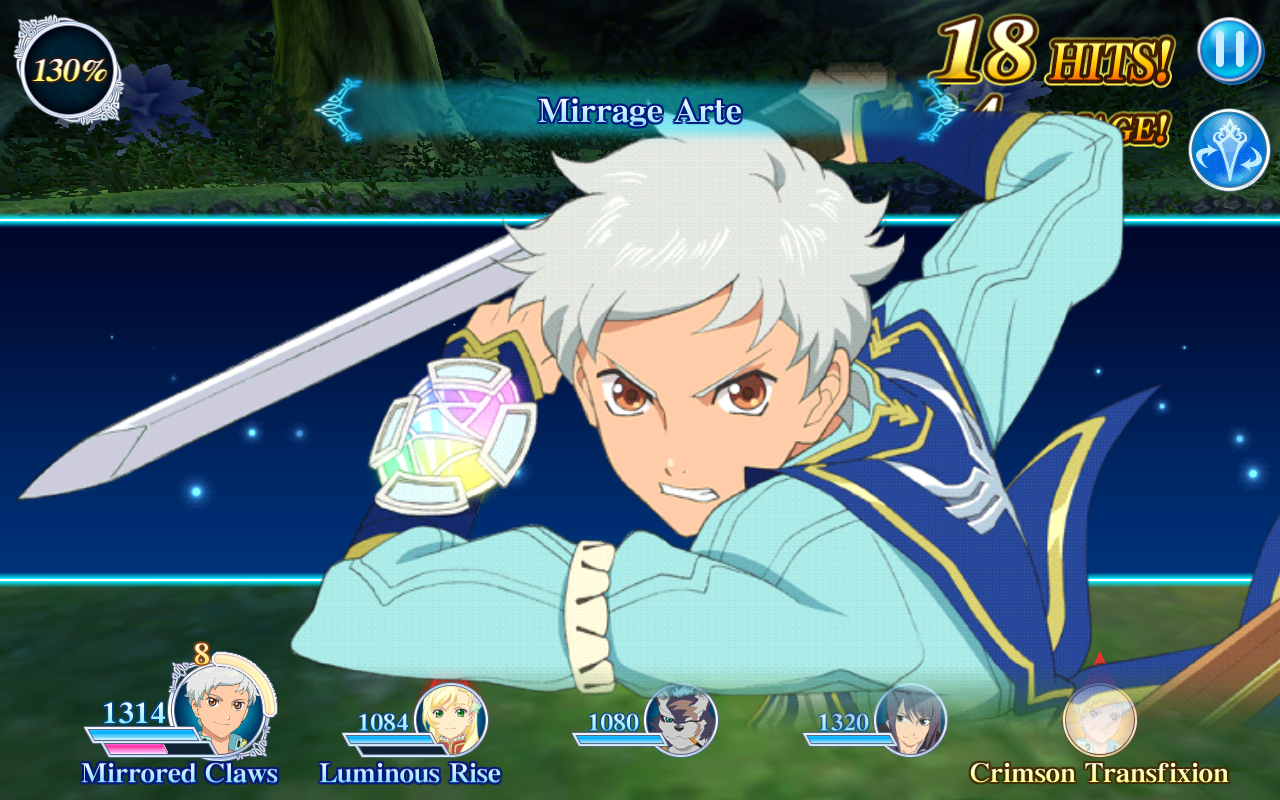 Tales of the Rays- screenshot