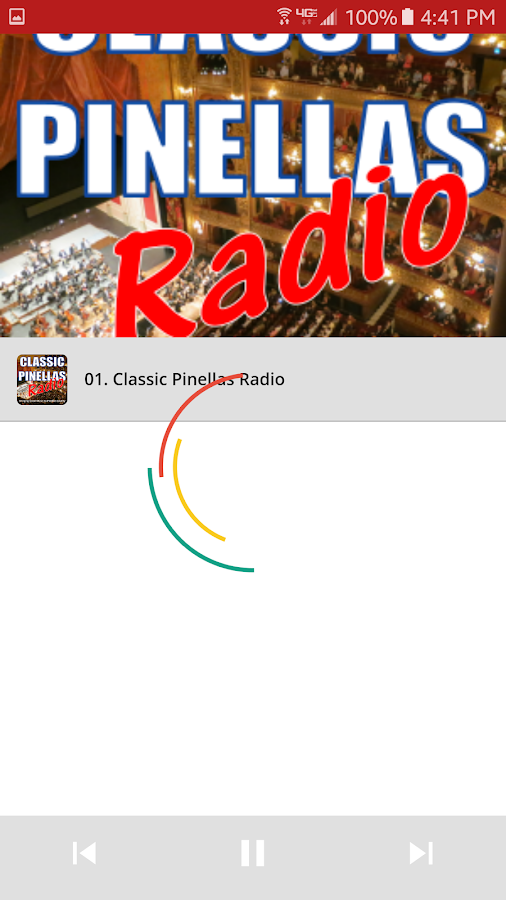 Classic Pinellas Radio- screenshot