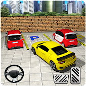Car Parking Simulator Multi-Level 3D