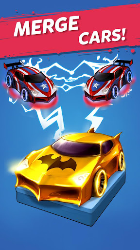 Merge Battle Car: Best Idle Clicker Tycoon game 1.0.76 screenshots 1