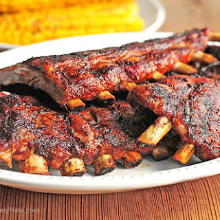 Chipotle Baby Back Ribs.