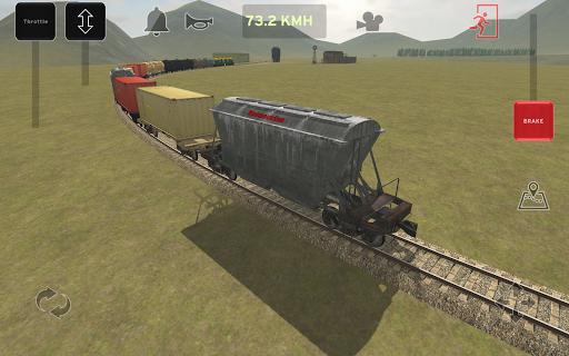 Train and rail yard simulator 1.0.3 screenshots 12