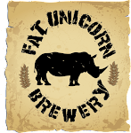 Logo for Fat Unicorn Brewery