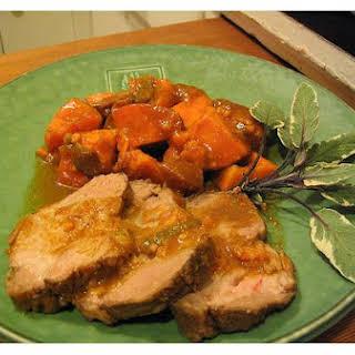 Crock Pot Pork Roast.