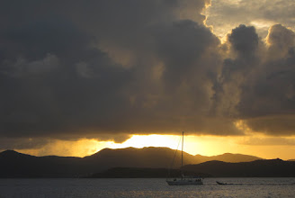 Photo: Sunset from Kelly's Cove