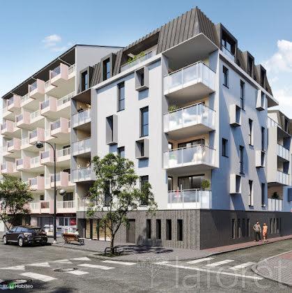 Vente appartement 4 pièces 96,9 m2