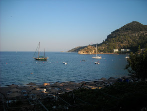 Photo: Bay at Turunç-- Turunç is on the SW coast of Turkey, very near Marmaris