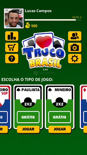 Truco Brasil - Truco online  gameplay | by HackJr.Pw 2