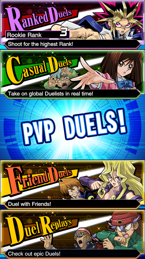 Yu-Gi-Oh! Duel Links- screenshot