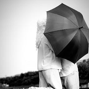 by Irvan Junizar - Black & White Objects & Still Life
