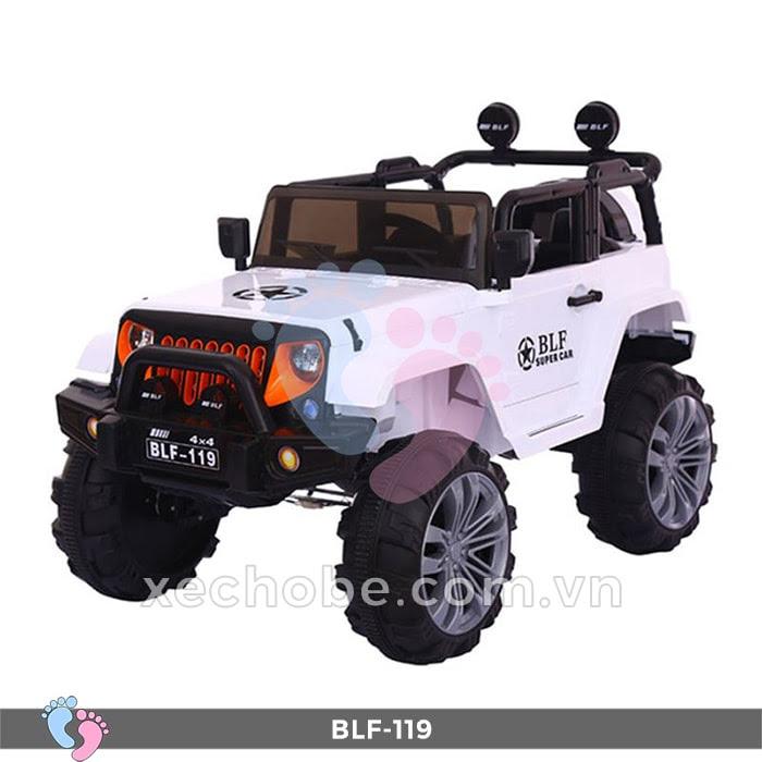 Xe ô tô điện địa hình BLF-119 10