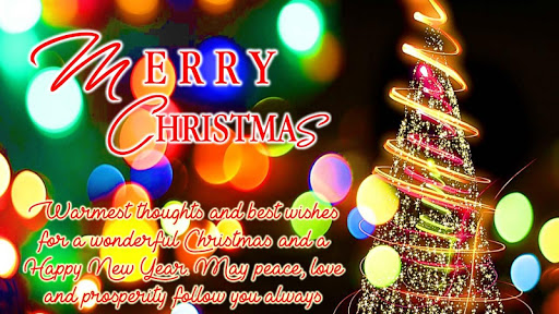 Merry Christmas Greeting and Happy New Year 2020 screenshots 4