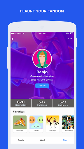 Sonic the Hedgehog Amino - screenshot