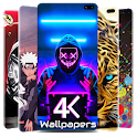Ultimate HD Wallpapers 4k Live Backgrounds icon