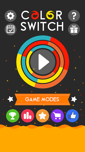 Color Switch v8.1.1 [Mod Stars/All Unlocked/Ads Free]