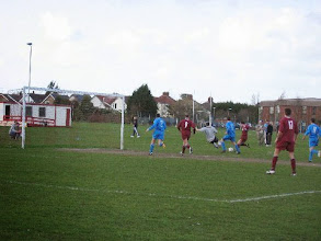 Photo: 17/03/07 v Cockfield (SIL Sen Div) 5-0 - contributed by Leon Gladwell