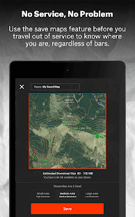 OnX Hunt Maps Hunting GPS Offline US Topo Maps Android Apps - Us road map app offline