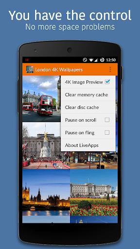 London Wallpapers 4K