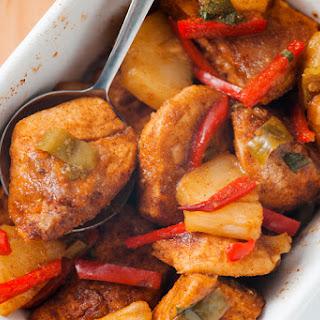 Hawaiian Chicken Casserole Recipe