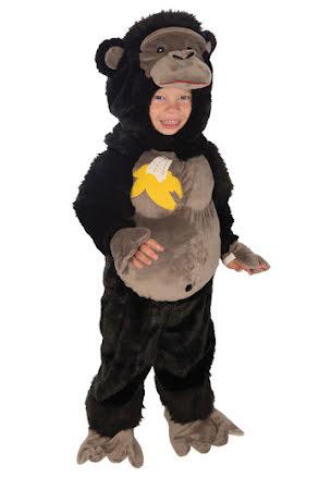 Barndräkt, Gorilla