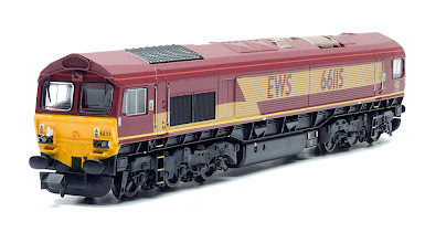 Photo: ND201C Class 66
