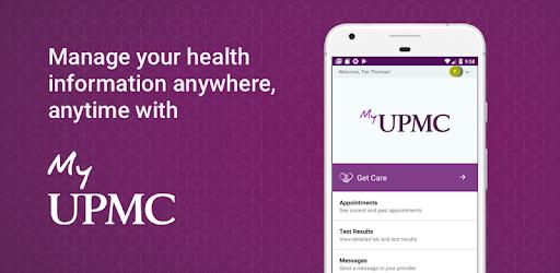 MyUPMC - Apps on Google Play