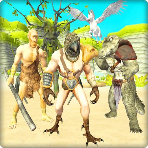 Fantasy Island Monsters Beasts
