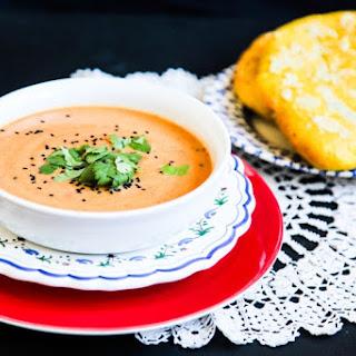 Masala Butternut Squash Soup