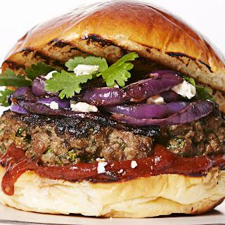 Mediterranean Spiced Burgers Recipe