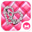 Cute Wallpaper Fabulous Pink icon