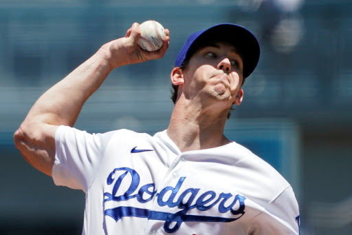 Walker Buehler notches another win as Dodgers beat Rangers