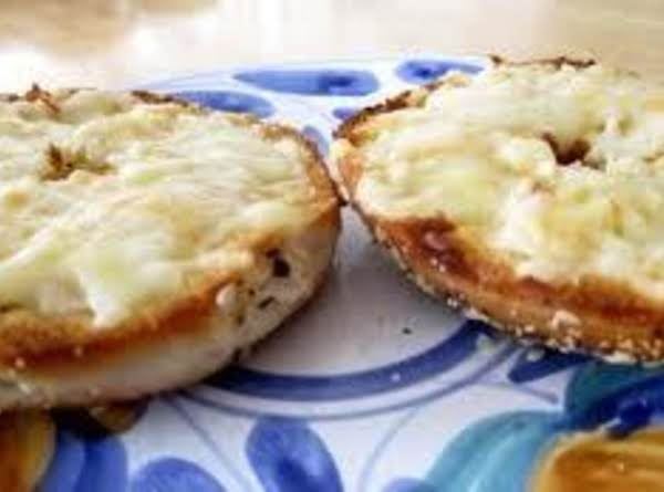 Toasted Cheesy Melt Recipe