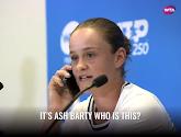 Ashleigh Barty schakelt Aryna Sabalenka in drie sets uit in Miami