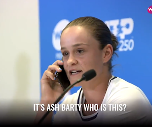 Ashleigh Barty is voormalige dubbelpartner van Mertens in drie sets de baas en zit bij laatste vier in Miami
