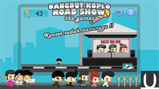 Dangdut Koplo Road Show : The Game - náhled