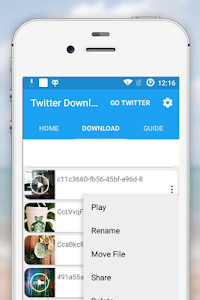 Video Downloader for Twitter screenshot 1